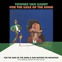 Townes Van Zandt - For The Sake / Our Mother [CD]