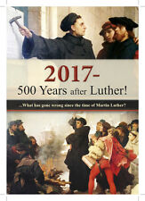 2017-500 Years after Luther! Conservative-Evangelic View of Reformation-Pamphlet