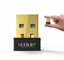 EDUP Wifi Adapter Nano Wireless Usb 150Mbps For Pc / Mac - Simple Install New