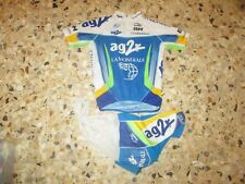 Maillot jersey shirt ancien cyclisme cycling equipe team AG2R LA MONDIALE  2008