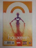 All New Hawkeye #1 Comic Book Marvel 2015