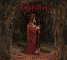 INQUISITION INTO THE INFERNAL REGIONS OF THE ANCIENT BRAND NEW SEALED CD