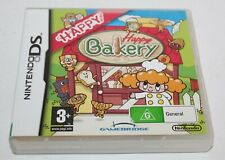 Nintendo DS Happy Bakery DS Game Complete