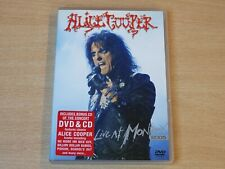 Alice Cooper/Live at Montreux/2006 2x DVD
