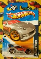 Hot Wheels Nissan 350Z Silver Free US Shipping