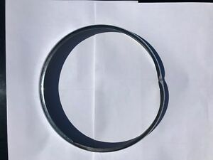 Saab 96 Front headlight trim ring bezel - original