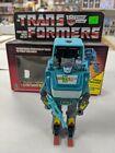 Vintage 1986 Transformers G1 Kup Car Action Figure Autobot Takara Hasbro   For Sale