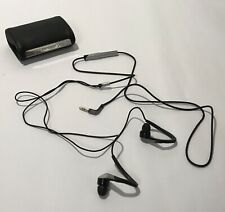 Sennheiser CX 880 Noise-Isolating Earbuds  - Black and Silver