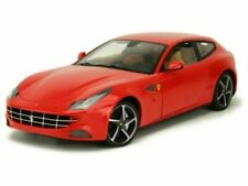 Hot Wheels Elite Ferrari FF GT V12 4 2011 Echelle 1:18 Voiture Miniature - Rouge (W1105)