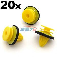 20x MERCEDES Panel de ajuste de tarjeta de la puerta -clips 0019912698