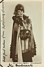 More details for mrs patrick campbell actress signed real photo postcard rppc