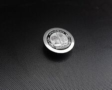 Flat hood emblem badge kit for Mercedes AMG W204/W205 C-class W212/W213 E-class