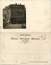 Milano, hotel pensione Bonini, nuova buuone condizioni