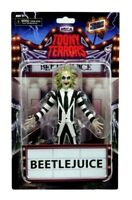 """NECA Toony Terrors BEETLEJUICE 6"""" Inch Action Figure RARE / In HAND! SHIPS FAST!"""