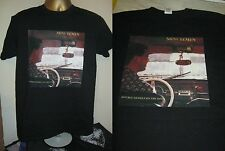 MINUTEMEN- DOUBLE NICKELS ON THE DIME- ALBUM PRINT T SHIRT- BLACK- EXTRA LARGE