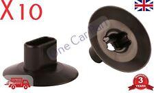 10x Wheel Arch Lining & Splashguard Clips for Renault Dacia 7703081056