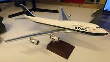 1:200 scale British Airways BOAC 747 retro livery