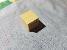 Check Source for Geiger Counter, 500mg Monazite (Thorium Ore) Infused Cube