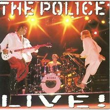 Live! by The Police (CD, May-1995, 2 Discs, A&M (USA))