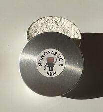 Nanoparticle hBN - hex Boron Nitride - high temp powder lubricant 50ml