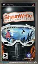 PSP Shaun White Snowboarding (2009), Brand New Sony Factory Sealed