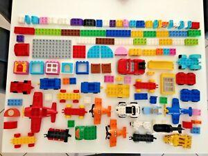 HUGE BULK LOT LEGO DUPLO SPECIAL PIECES SOME VINTAGE