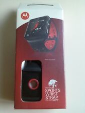 Motorola MOTOACTV Red Sports Wrist Strap