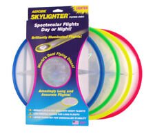 Aerobie LED Skylighter Frisbee Disc Aufleuchtender Fliegend Spielzeug Blau/Grün