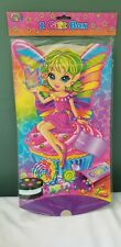Lisa Frank Butterfly Fairy Gift Box NEW Birthday Party Favor Supplies