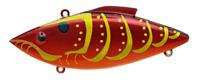 Rat-L-Trap Lipless Crankbait 3/4oz Bill Lewis Mag MG587 Craw Rayburn Red Fishing
