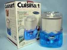 Cuisinart Automatic Frozen Yogurt-Ice Cream-Sorbet Maker #ICE-20LTB In Box