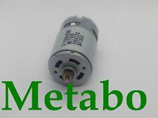 Motore per Metabo BS 18V Moteur Original à courant continu 317004430 Engines for