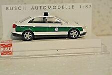 Busch 49201 HO 1/87  Audi A4 Bavarian Police   C-9 NIB
