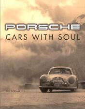 Porsche - Cars with Soul (356 550 911 904 917 rennsport 1950s-1980s) Buch book