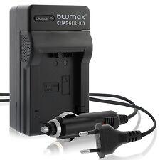 Cargador de batería para Panasonic DMW-BMB9 | Lumix DMC-FZ40 FZ70 FZ72 FZ82 | 90640