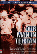 Our Man in Tehran: The True Story of Argo (DVD) Documentary BRAND NEW SEALED