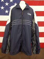 Sports Illustrated Falcons Windbreaker Jacket Men's Navy Blue Size 2XL