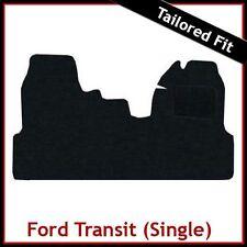 Ford Transit 2006 2007 2008... 2012 single frente a medida Alfombrillas De Coche Alfombra Equipada