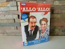 new/sealed BBC 'ALLO 'ALLO : COMPLETE COLLECTION DVD UK FAST/FREE POST