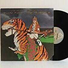 Jerry Garcia RUN FOR THE ROSES 1982 Arista LP rare Promo NM