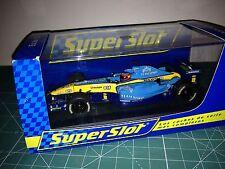 SUPERSLOT SCALEXTRIC RENAULT R24 TEAM SPIRIT N08 H2582  VER FOTO