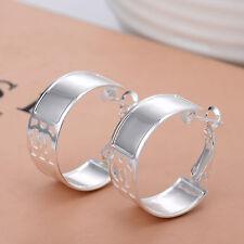 Silver Fashion Jewelry Earrings Beautiful Earrings Polished Earrings EH28