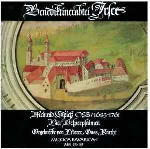 Benediktinerabtei Irsee, CD Musica Bavarica