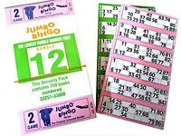 1500 BINGO BOOKS TICKETS 6 page 6 to view 250 strips SAME DAY 24 HOUR POSTING