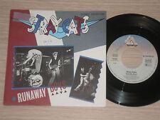 "STRAY CATS - RUNAWAY BOYS / MY ONE DESIRE - 45 GIRI 7"" GERMANY"