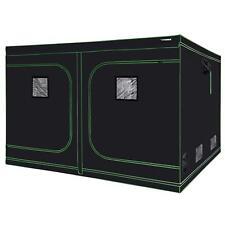 "VIVOSUN 120""x120""x80"" Mylar Hydroponic Grow Tent for Indoor Plant Growing 10x10"
