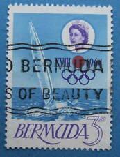 BERMUDA 1964  OLYMPICS SG183  USED
