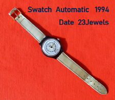 SWATCH  23J  Automatic  with Date (C)1994  Working  In good condition
