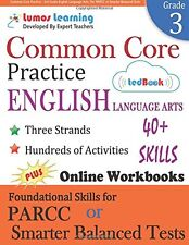 Common Core Practice - 3rd Grade English Language Arts: Workbooks to Prepare for