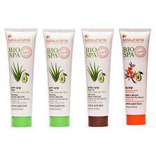 Sea Of Spa Bio Dead Sea  2 Hand Cream + 1 Foot Cream + 1 Body Cream Set 100ml
